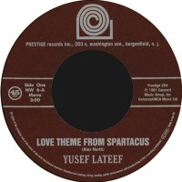 Lateef, Yusef/cannonball Adderley Sextet - Love Theme From Spartacus/brother John