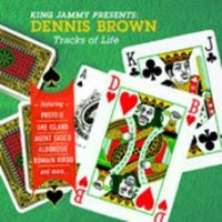 See product: Brown, Dennis - Tracks Of Life (king Jammy Presents) + 7""