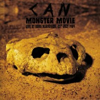 Can - Monster Movie - Live At Burg Norvenich, 1969