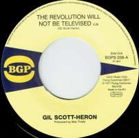 See product: Scott, Gil-heron - The Revolution Will Not Be Televised