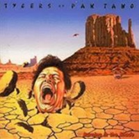 Tygers Of Pan Tang - Burning In The Shade (crystal Clear)