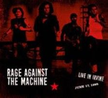 Rage Against The Machine - Live In Irvine, Ca June 17 1995