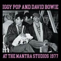 See product: Iggy Pop & David Bowie - At The Mantra Studios, 1977