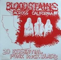 Various - Bloodstains Across California