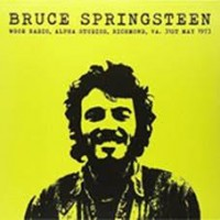 Springsteen, Bruce - Wgoe Radio Richmond