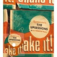 Upsessions (feat. Lee 'scratch' Perry) - Shake It (+cd)