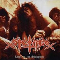 Sarcofago - Laws Of The Slaughter
