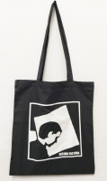 See product: Decima Victima Tote Bag - Black