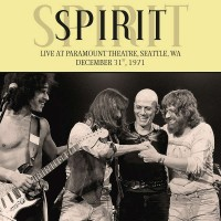 Spirit - Live At Paramount Theatre, Seattle, 1971