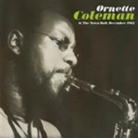 Coleman, Ornette - At The Town Hall, December 1962