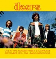 Doors - Live At The Konserthhuset, Stockholm, 1968 (2lp)