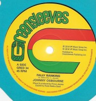 Osbourne, Johnny - Fally Ranking/trench Town