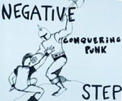 Negative Step - Conquering Punk