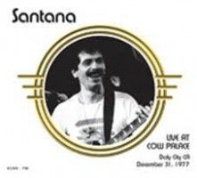 Santana - Live At The Cow Palace, 1977