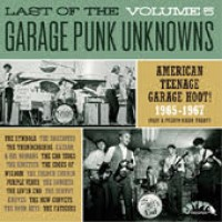 Various - Last Of The Garage Punk Unknowns Vol.5