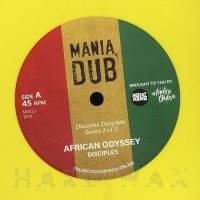 Disciples - African Odyssey/african Dub