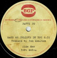 Jo, Patti - Make Me Belive In You/ Ain't No Love Lost