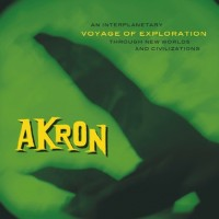 Akron - Voyage Of Exploration (+cd) - Vampisoul