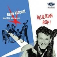 Vincent, Gene & His Blue Caps - Blue Jean Bop! (+cd/blue)