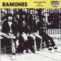 Ramones - Carbona Not Glue/i Can't Be