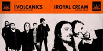 Royal Cream/the Volcanics - Split