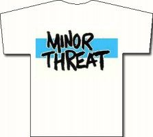 Minor Threat - Logo (9/11)