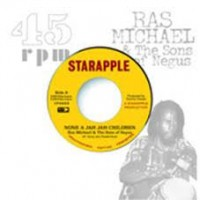 Ras Michael & The Sons Of Negus - None A Jah Jah Children/jah Glory