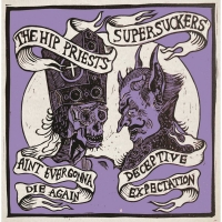 Hip Priests/supersuckers - Split