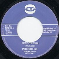 Love, Preston/ Brenda Georme - Cissy Popcorn/i Can't Stand It