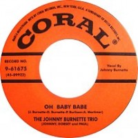 Burnette, Johnny - Midnight Train/oh Baby Babe