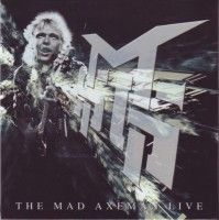 Michael Schenker Group - The Mad Axeman Live (boxset 4xcd)