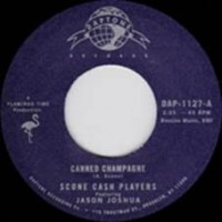 Scone Cash Players - Canned Champagne/instrumental