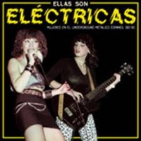 Various - Ellas Son Electricas