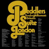 Peddlers And The London Philarmonic Orchestra - Suite London + Extras (2lp)
