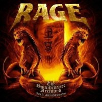 Rage - The Soundchaser Archives Boxset (4xlp)