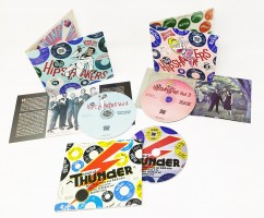 Vv.aa. Hipshakers 3 Hipshakers 4 Crash Of A Thunder - R+b Pack Cds