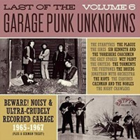 Various - Last Of The Garage Punk Unknowns Vol.6