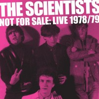 Scientists - Not For Sale, Live 78/79 (2lp)