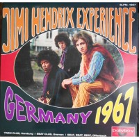 Cover of: Hendrix, Jimi - Germany 1967
