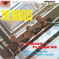 Beatles - Please Please Me With Love Me Do (bristish)
