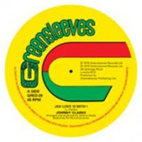 Clarke, Johnny - Jah Love Is With I/bad Days Are Going