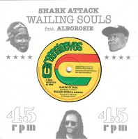 See product: Wailing Souls/alborosie - Shark Attact/shark Attack Dub
