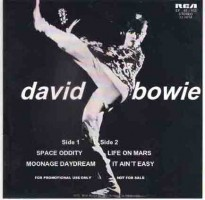 See product: Bowie, David - Space Oddity (ep)