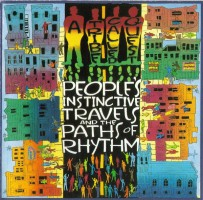A Tribe Called Quest - People's Instintive Travels And The Paths Of Rhtm