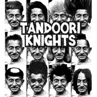 Tandoori Knights - Temple Of Boom Ep