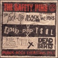 Safety Pins - Punk Rock Disasters