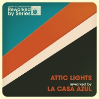 Attic Lights - Reworked By La Casa Azul (clear Vinyl+mp3)
