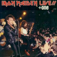 Iron Maiden - Live! + One (greek)