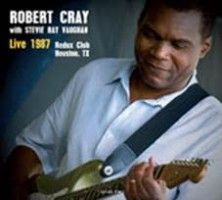 Cray, Robert With Stevie Ray Vaughan - Live In Houston, Tx 1987 - Q102 Fm
