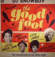 Various - Dj Snowboy Presents The Good Foot (2xlp)